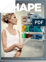 SCAs magasin SHAPE 3/2010