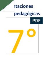 orientaciones pedagogias