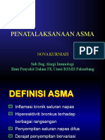 Asma Residen
