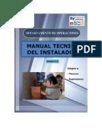 Manual Tecnico Del Instalador Versión 1.3