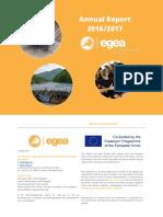 EGEA Annual Report 2016 2017