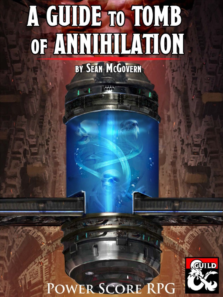 A Guide to Tomb of Annihilation | Nature