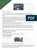 Turbina CLASIFICACION
