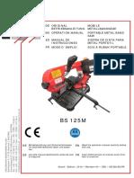 BS 125M Holzmann