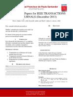 Formato Paper Para Informes de Laboratorio
