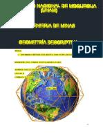 Geometria Descriptiva Interseccion de Un Plano y Recta