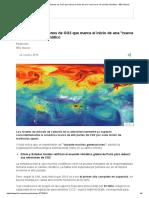 El Récord de Emisiones de CO2 Que Marca El Inicio de Una _nueva Era_ de Cambio Climático - BBC Mundo