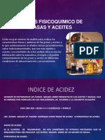 Diapooexpo Analisis Fisicoquimico en Grasas y Aceites..