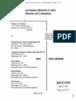 DCPS Lawsuit