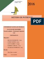 Metodo de Pothenot 161219221605