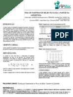 Poster de Análise Granulométrica