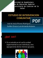 84616234 Estudios de Intervencion Comunitaria