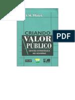 Criando Valor Publico Capitulos 1e2