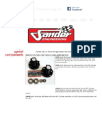 Sander Engineering ~ Since 1979 - Drag Race Wheels, Circle Track Wheels & Components and Torsion Bars