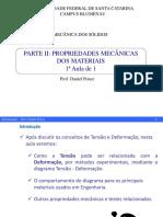 Prop Mecanic Materiais