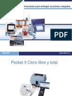 Pocket II Cloro Libre Hach