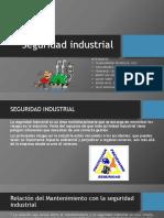Seguridad Industrial en Mantenimiento Expo