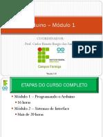 Arduino - Modulo 1 - 204