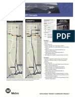 Metro Rail Sepulveda Corridor plans