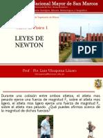 Minas Leyes de Newton 2016-2