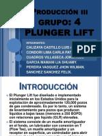 Produccion 3 Plunger Lift