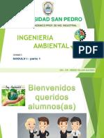 CLASE 01 Ingeneiria Ambiental USP 2018-1