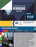 Portafolio de Servicios. Ibpvirtual.org.