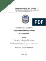 06 - SETIEMBRE 2015 PERCY ORDOÑEZ HUAMAN, FIPA, TEXTO INDUSTRIAS CARNICAS NUEVAS ALTERNATIVAS.pdf