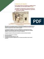 Contexto Mundial Del Sector de Algodón