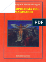 Wunenburger, Jean-Jacques - Antropología del imaginario.pdf