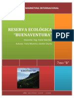 Plan de Marketing Reserva Buenaventura