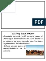 Machaq Mara Aymara