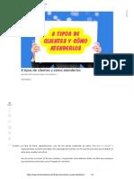 2. Tipos de Clientes y Cómo Antenderlos