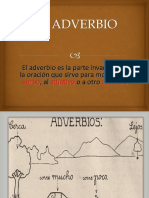 El Adverbio(1)