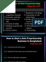 Chapter-7 Sole Proprietorship Business (1)