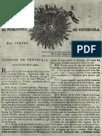 EL PUBLICISTA N°2 11 DE JULIO 1811