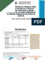 Diapositivas Prevención Primaria Abimael