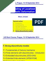 Modeling of Localized Inelastic Deformation Jirasek Milan (2014)