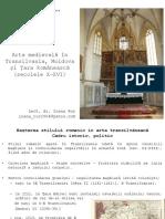 Curs 1_Arta Medievala in Transilvania_Moldova_Tara Romaneasca