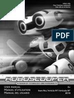 WowWee Roboscooper Toy Robot
