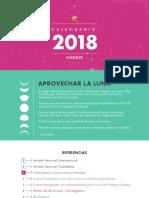 Calendario Gnosis 2018 - PDF