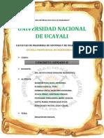 ENSAYOS de SUELO Universidad Nacianal de Uacayali