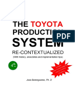Toyota Production System Berengueres 2012