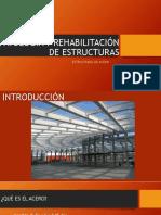 Patología y Rehabilitación de Estructuras de acero parte 1