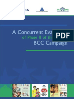 A Concurrent Evaluation of Phase II of the NRHM BCC Campaign-552