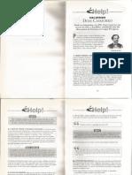 Suplemento de Leitura - D. Casmurro 01
