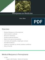 medical marijuana seminar
