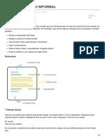 Idiomium.es-cómo Escribir Email INFORMAL