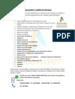 Intsalacion en Drywall Empresa
