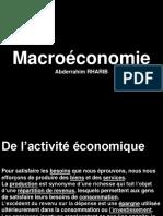 Macroéconomie RHARIB
